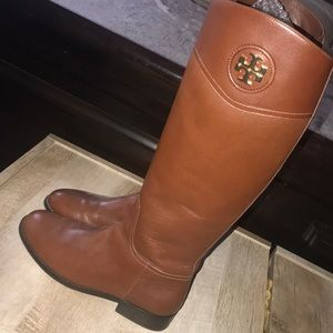 Tory Burch knee high boots